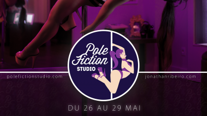 Pole Shoot Dark Pink Toulouse