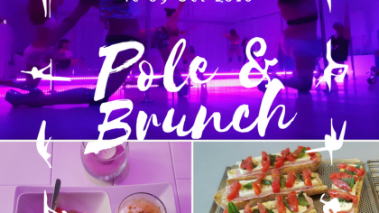Pole & Brunch chez Pole Fiction studio Toulouse
