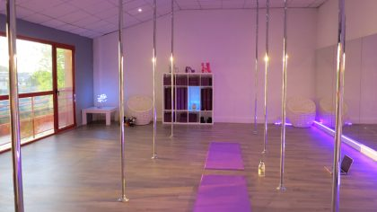 Studio de Pole Dance Toulouse