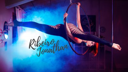 Pole Shoot Jonathan Ribeiro Pole Fiction Studio Toulouse